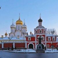 Зачатьевский монастырь в Москве :: Евгений Кочуров