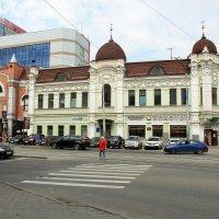 Старинное здание. :: sav-al-v Савченко
