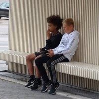 мальчишки бывают разные... :: Sabina