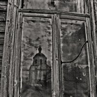 Отражение в старом окне :: DALAR ***