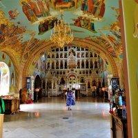В храме Сергия Радонежского на Куликовом поле :: Вячеслав Маслов