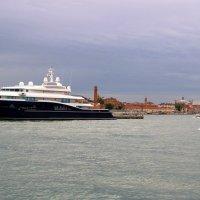 Плывем в Венецию. :: tatiana