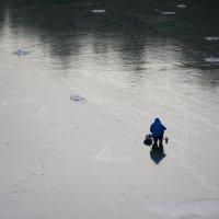 По первому льду... :: Андрей + Ирина Степановы
