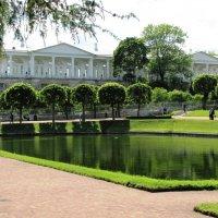 Прогулка по Пушкину :: Самохвалова Зинаида