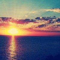Неповторимые закаты :: Ирина Мамчур (Малыгина)