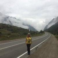 По дороге в облаках :: Наталия ***