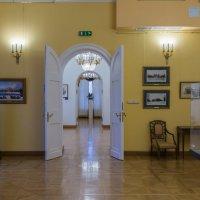 Петровский путевой дворец внутри :: Владимир Брагилевский