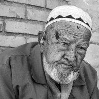 Старик-мусульманин.. :: Cергей Павлович