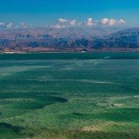 Мёртвое море :: Владимир Сарычев