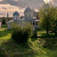 Древние храмы :: Ирина Ярцева