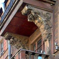 Балкон-2 :: Сергей Карачин