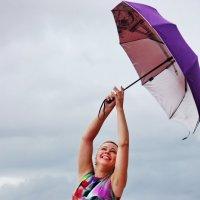 Летний дождь :: Виолетта
