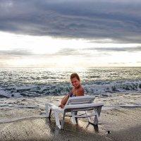 Лето,море,жара :: Виолетта