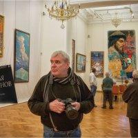 на выставке :: Василий Бобылёв