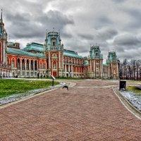 Большой дворец :: Наталья Лакомова