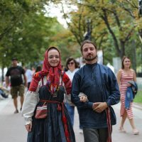 А мне нравится эта пара! :: Евгений М