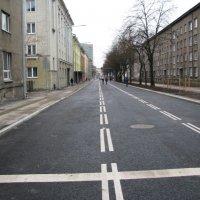 Улица Гонсиори-Таллин :: Владислав Плюснин