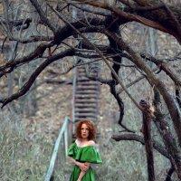 в лесу :: Ирина Малина