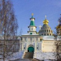 Западный вход в Новоиерусалимский монастырь :: jenia77 Миронюк Женя