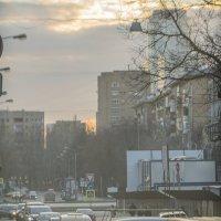 Вечерняя Москва :: Игорь Герман