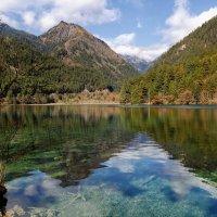 Зеркальное озеро :: slavado