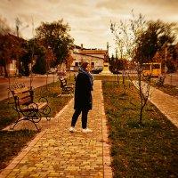 Старый город- три сезона-осень :: Таня Ревва
