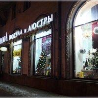 Не верю!..в Деда Мороза.. :: Александр Шимохин