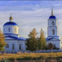 Храм Богоявления Господня :: Максим Минаков