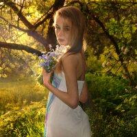 портрет  дочери :: Георгий Никонов