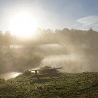 Утро на реке Серая :: Павел