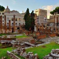 Развалины античного Рима :: Olcen Len