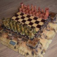 Настольная игра из мест,не столь отдаленных! :: A. SMIRNOV