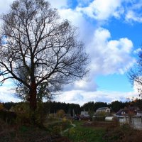 красота в деревне :: Линка Седых