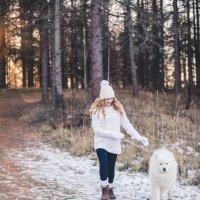 Весёлая прогулка :: Anna Klaos