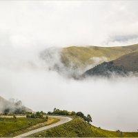Дорога в облаках :: Александр