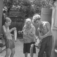 Жили у бабуси... :: Виктор Малород