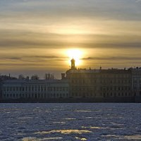 Город любимый, богом хранимый... :: Senior Веселков Петр