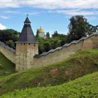 Спускающийся с холма :: Владимир Соколов