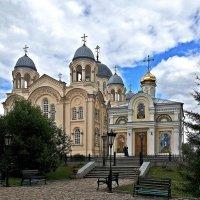 Свято-Николаевский мужской монастырь в Верхотурье, Урал :: Борис Соловьев