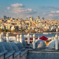 Стамбул,вид от мечети Сулеймание :: Наталия Л.