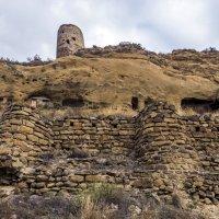 монастырь в пустыне :: Лариса Батурова