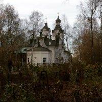 храм всех святых на Михайловском кладбище :: Евгений Пикаревский