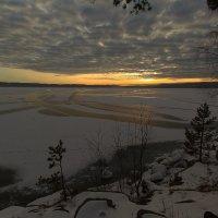 Зимний закат :: Kogint Анатолий