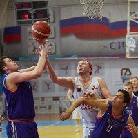 Баскетбольные вдохновение :: Анатолий Евстропов