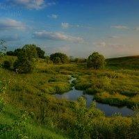 У истоков реки :: Сергей Шаталов