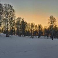 опоздал на закат :: Николай Мальцев