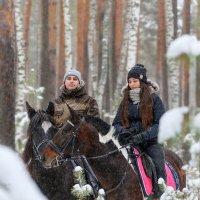 Виктория и Роман :: Кристина Щукина