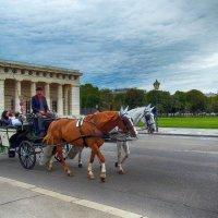 Прогулка в Вене. :: Лара ***