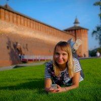 Прогулка в Коломне :: Катерина Орлова