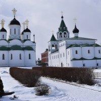 В монастыре. :: Вадим *